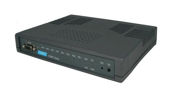 Zajímavé xDSL zařízení Comet 16xx, od výrobce Tainet míří na český trh.